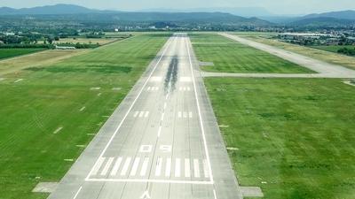 LIPQ - Airport - Runway