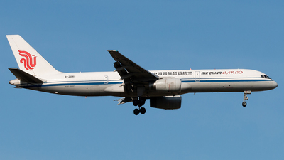 A picture of B2841 - Boeing 7572Z0(PCF) - Air China Cargo - © william8252