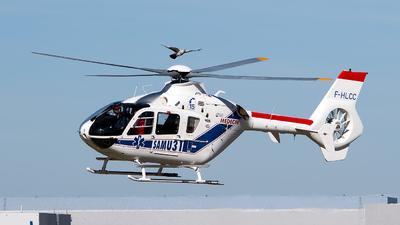 F-HLCC - Eurocopter EC 135T2 - SAMU (Hélicap)