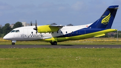 HB-AES - Dornier Do-328-110 - Sky Work Airlines