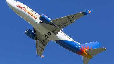 G-GDFO - Boeing 737-3U3 - Jet2.com
