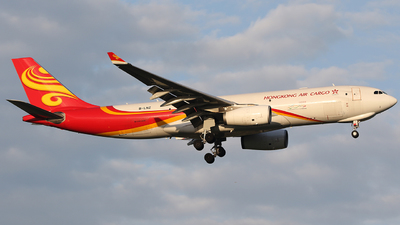 B-LNZ - Airbus A330-243F - Hong Kong Airlines Cargo