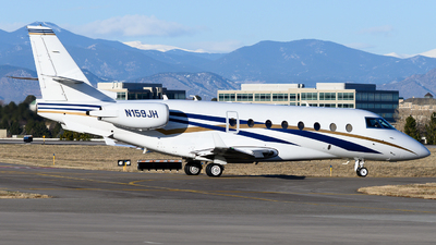 N159JH - Gulfstream G200 - Private