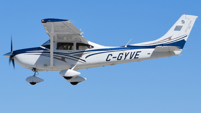 C-GYVE - Cessna T182T Skylane TC - Private
