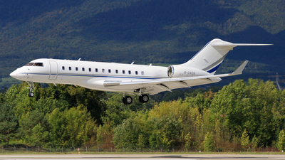 M-DADA - Bombardier BD-700-1A10 Global 6000 - Private