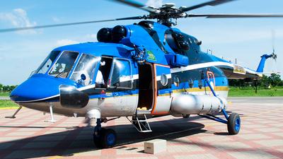 AP-BNS - Mil Mi-8AMT Hip - Pakistan - Government