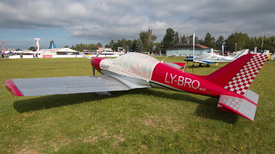 LY-BRO - Bristell NG-5 Speed Wing - Private