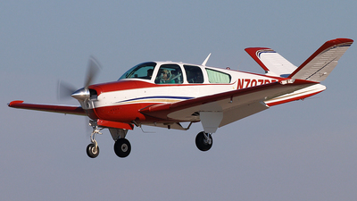 N707BR - Beechcraft V35 Bonanza - Private