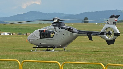 SP-HIM - Eurocopter EC 135T2i - Private