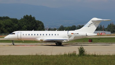 D-AUWE - Bombardier BD-700-1A10 Global Express - FAI Rent-a-jet
