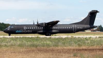 OY-CLZ - ATR 72-212A(500) - Alsie Express