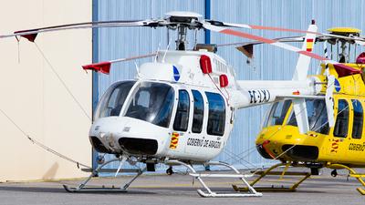 EC-LXJ - Bell 407 - Inaer