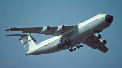 69-0027 - Lockheed C-5A Galaxy - United States - US Air Force (USAF)