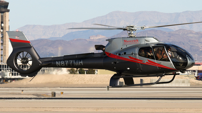 A picture of N877MH - Eurocopter EC130 T2 - [7637] - © BaszB
