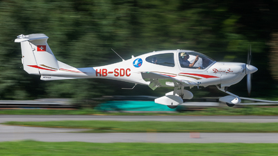 HB-SDC - Diamond DA-40 Diamond Star - Private