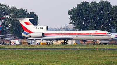 B-4014 - Tupolev Tu-154M - China - Air Force