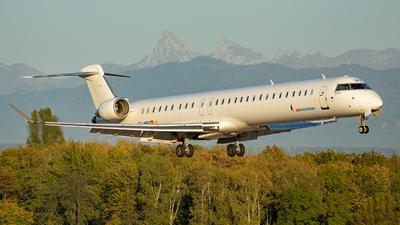 EC-MQQ - Bombardier CRJ-1000 - Air Nostrum