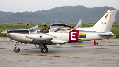 1248 - SIAI-Marchetti SF260 - Venezuela - Air Force