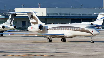 OE-LII - Bombardier BD-700-1A10 Global 6000	 - Amira Air