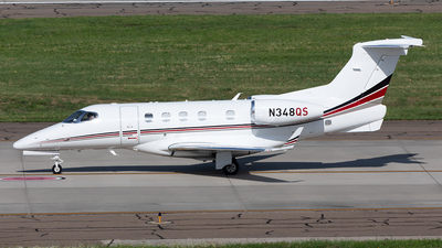 N348QS - Embraer 505 Phenom 300 - NetJets Aviation