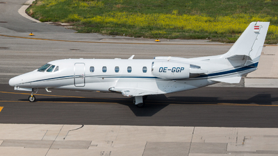 OE-GGP - Cessna 560XL Citation XLS - Private