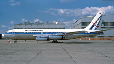 VP-YNM - Boeing 720-025 - Air Zimbabwe
