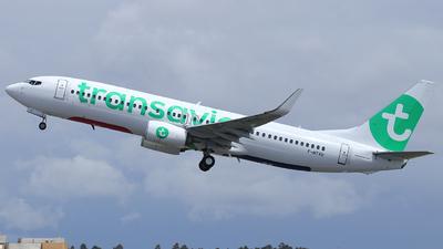 F-HTVU - Boeing 737-86J - Transavia France