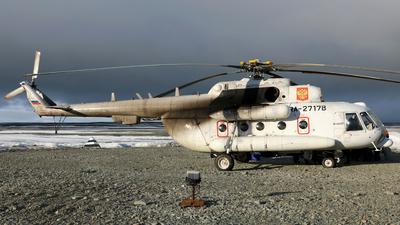 RA-27178 - Mil Mi-8AMT Hip - Kras Avia