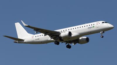 VP-BZC - Embraer 190-100IGW - Ikar