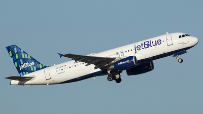 N639JB - Airbus A320-232 - jetBlue Airways