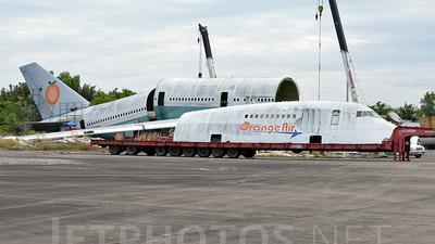 N899TH - Boeing 747-217B - Orange Air
