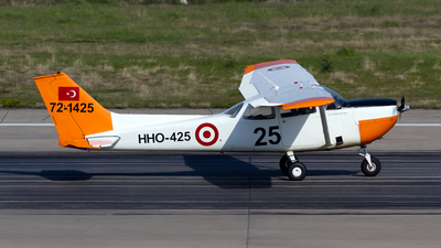 72-1425 - Cessna T-41D Mescalero - Turkey - Air Force