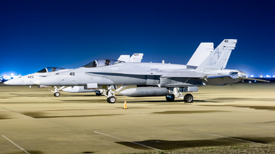 162862 - McDonnell Douglas F/A-18A Hornet - United States - US Navy (USN)