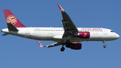 B-1871 - Airbus A320-214 - Juneyao Airlines