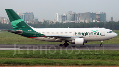 S2-AFT - Airbus A310-325(ET) - Biman Bangladesh Airlines