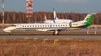 VQ-BWO - Embraer ERJ-145LI - Komiaviatrans