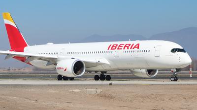 A picture of ECNIS - Airbus A350941 - Iberia - © Claudio SpotterPrado