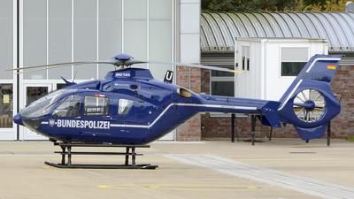 D-HVBU - Eurocopter EC 135T2 - Germany - Bundespolizei