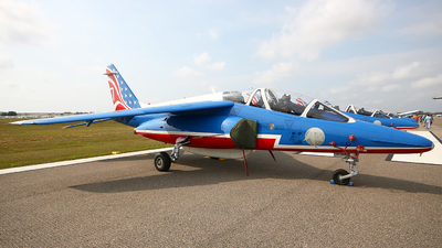 E152 - Dassault-Breguet-Dornier Alpha Jet E - France - Air Force