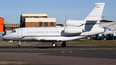 VP-BMS - Dassault Falcon 900EX - Private
