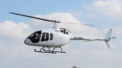A picture of OKMBA - Bell 505 Jet Ranger X - [65182] - © Milos Ruza