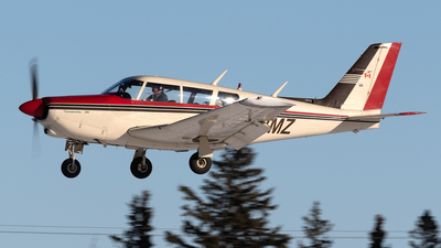 C-GBMZ - Piper PA-24-260 Comanche - Private