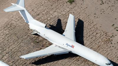 N353PA - Boeing 727-225(Adv) - Express One International