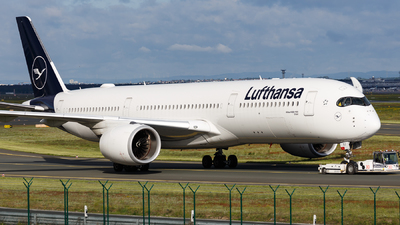 A picture of DAIXJ - Airbus A350941 - Lufthansa - © TJDarmstadt