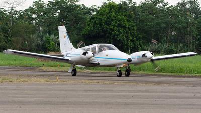 HK-2835 - Piper PA-34-200T Seneca II - Llanera de Aviación