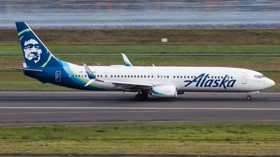 N282AK - Boeing 737-990ER - Alaska Airlines