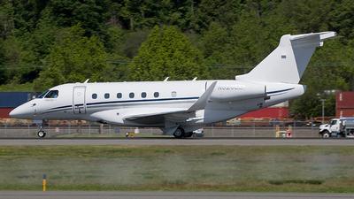 N620EE - Embraer EMB-550 Praetor 600 - Private