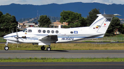 HK-3547-G - Beechcraft B300 King Air - Private