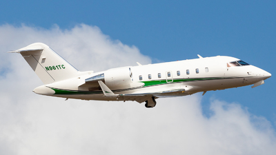 N961TC - Bombardier CL-600-2B16 Challenger 605 - Private