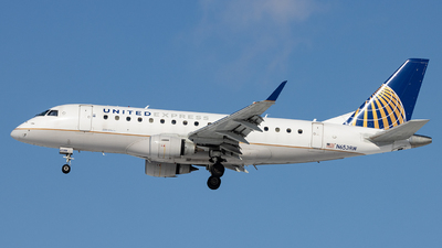 N653RW - Embraer 170-100SE - United Express (Republic Airlines)